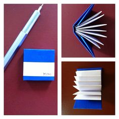 MINIbooks super easy Origami