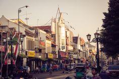 Yogyakarta, une ville incontournable de Java en Indonésie !