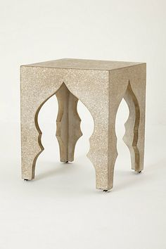 Mihrab Side Table #anthropologie