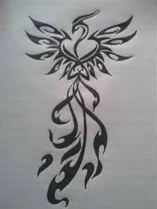 Phoenix Tattoo Design By NIMROD TIGER On DeviantART