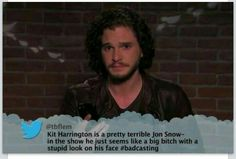 Poor Kit..you don't have a stupid face, it's pretty