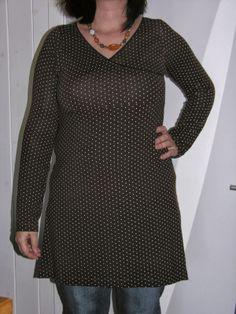 Wildfang Design: Shirt oder Kleid by #allerlieblichst