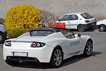 Tesla Roadster (Francia)