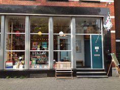 Voorlopig Store in Rotterdam Nieuwe binnenweg 165