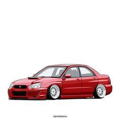 Mitsubishi Lancer Evolution Tuner Cars, Jdm Cars, Wrx Sti, Impreza, Jdm Wallpaper, Japanese Domestic Market, Mitsubishi Lancer Evolution, Car Illustration, Mugs