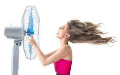 9 Τρόποι να κρατήσεις το σπίτι σου δροσερό το καλοκαίρι!  #aircondition #howto #tip #tips #ανεμιστηρας #δροσια #ζεστη #καλοκαιρι #κλιματισμος #σπιτι HOME TIPS Hair Photography, Beat The Heat, Hot Flashes, Flyer Design Templates, Stay Cool, Summer Heat, Coups, Young Women, Stock Photos