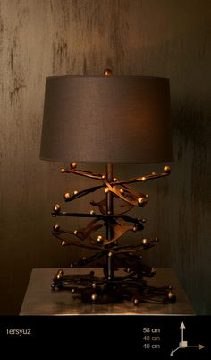 Exclusive Custom Design Lighting and Furniture Modern Lamps, Unique Lamps, Luxury Lighting, Lighting Design, Light Table, Lamp Light, Turkish Decor, Sadie Hawkins, I Love Lamp