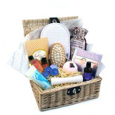 Feel Good Luxury Aromatherapy Gift Basket #aromatherapygifts