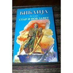 Macedonian Chilrdern's Bible Old and New Testament / Biblija za malgu star i nov zavet