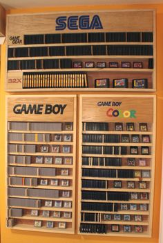 huffingtonpost: Go ahead, drool. Sure there are bigger video game collections in the world, but Aaron Norton's setup is by far the best or.