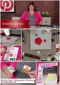 Allred Design Blog: IBP Shrinky Dink How To