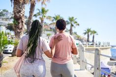 exercise friends walking after a workout showing support or encouragement for each other. They are both wearing active wear Friends Workout, Walking By, Active Wear, Encouragement, The Unit, Exercise, Fitness, How To Wear, Ejercicio