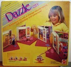 Loved. Loved. Loved Dazzle Dolls. Wish I still had them.