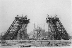 1888: Louis-Emile Durandelle, The Eiffel Tower...
