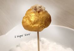 Bignè d'oro