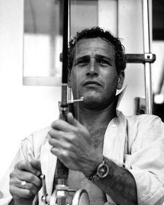 Paul Newman by Mark Kauffman