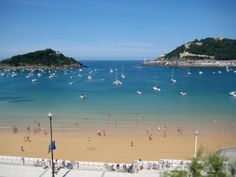 san sebastian spain | FOOD. San Sebastian has more Michelin stars for its restaurants ...