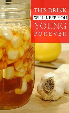 With the help of this beverage you will be able to rejuvenate your body. The advantages are positive and you'll find out why many people consider it to be a natural age elixir. Just by drinking it, your skin will become much fresher, smoother and healthier. Recipe Here's what you'll need: Ten garlic cloves Lemon ...