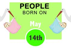 Numerological Personality Traits of People Born on May 14th
