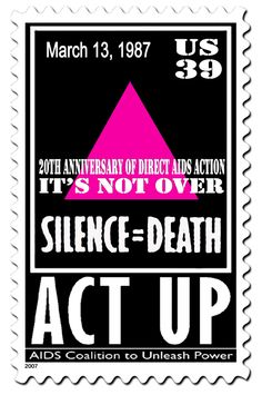ACTUP STAMP