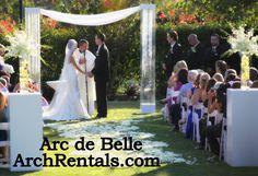 Arc de Belle ArchRentals.com 855-332-3553
