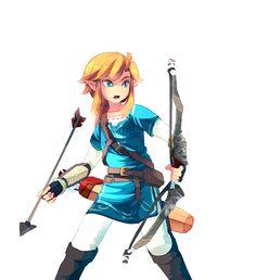 Archer Link Wii U #2015