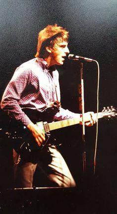 Paul Weller, Rock And Roll, The Man, 1960s, Stars, Concert, Music, Musica, Musik