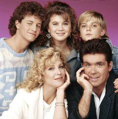 Growing Pains... Absolutely loved this show !