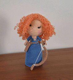 Free Amigurumi Princess Pattern : 1000+ images about crochet disney on Pinterest Princess ...