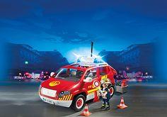 nuevo coche de bomberos playmobil muy pronto en la web de playmyplanet