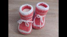 Baby Shoes, Crochet, Kids, Youtube, Fashion, Shoes, Breien, Young Children, Moda