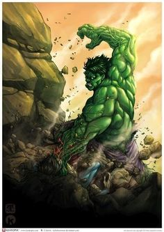 Constructive Marvel The Avengers By Panini No 38 Hulk Sticker Collection