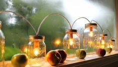 bastelideen fensterdeko ideen diy lampe lampe bastelideen