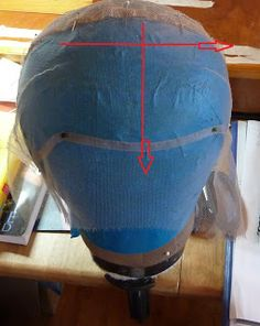 It's All About Wig Making: Making a Wig Foundation with Lace - Important Considerations ~ Laying Your Lace