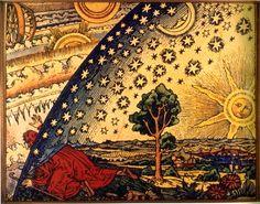 parla del mago -cioè l'iniziato- che squarcia il velo dell'illusione (il guardiano della soglia che lascia attraversare il muro di maya) per attingere a verità eterne che regolano la vita di ogni cosa e di tutti gli esseri