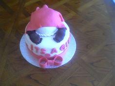 Its a Girl Babyshower Cake