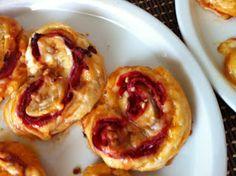 palmeritas saladas de hojaldre   Lila y sus Recetas de Cocina