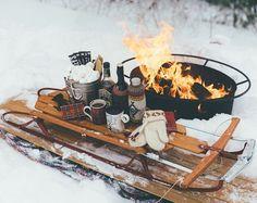 Зима – 103 фотографии
