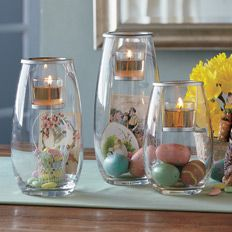 Partylite Clearly Creative: Easter