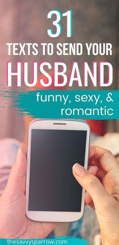Love these funny and flirty texts to send your husband to let him know you love him! This list of text messages are perfect to keep your marriage fun and happy! Such a great way to show your husband you love him with a sweet message. Romantic Text Messages, Flirty Text Messages, Romantic Texts, Cute Messages, Flirty Puns, Funny Flirty Quotes, Funny Poems, Sweet Message For Husband, Message To Your Boyfriend