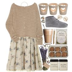 """Brownies and berries"" by child-of-the-tropics on Polyvore"