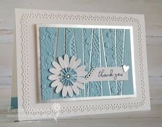 It's Week 1 of the Colour Creations Showcase from the Art With Heart Stampin' Up! Team. Our colour this week is Balmy Blue. Check out the team blogs to find some great project inspiration.