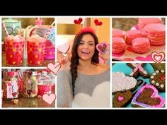 Valentine's Day Treats & DIY Gift Ideas!