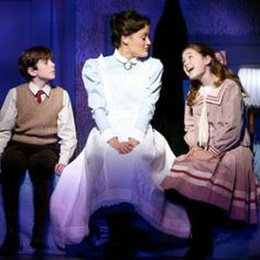 Mary Poppins -- Practically Perfect
