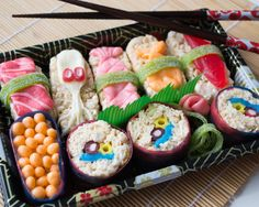 Make Your Own Candy Sushi!