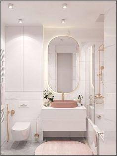 Small Bathroom 606156431083970744 - Moscow project Plan A on Behance Source by salledebaine Bathroom Design Luxury, Bathroom Design Small, Bathroom Layout, Home Interior Design, Bathroom Ideas, Bathroom Organization, Bathroom Furniture, Pink Bathroom Interior, Couples Bathroom