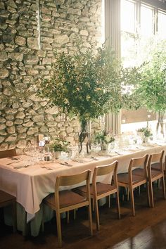 Venue, Catering, Cake, Rentals: Blue Hill at Stone Barns in Pocantico Hills, New York / Floral Design: Taylor Patterson, Fox Fodder Farm