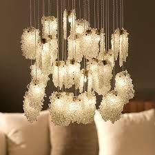 Quartz Chandelier Home Decor Pinterest Chandeliers - Quartz chandelier crystals