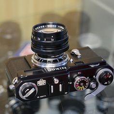 Nikon S3 - Black Paint / Limited Edition 2000