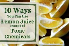 Contrary to all those catchy commercials, you don't need to use expensive products and toxic chemicals to clean your home, ease a cough, or ...